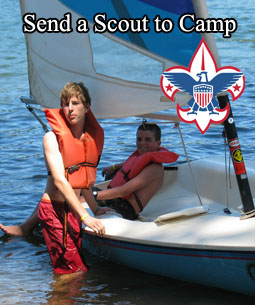 Send a Scout to Camp