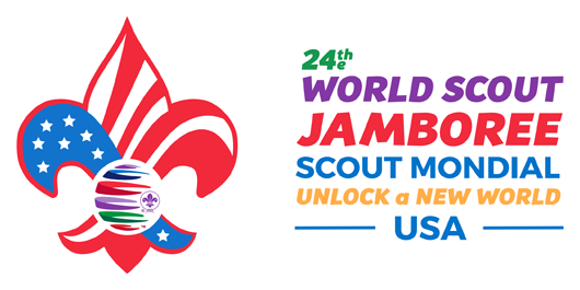 2019 World Scout Jamboree Logo