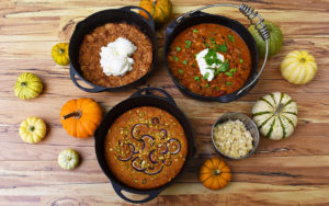 Dutch-Oven Pumpkin: Three Recipes via Voice Of Scouting