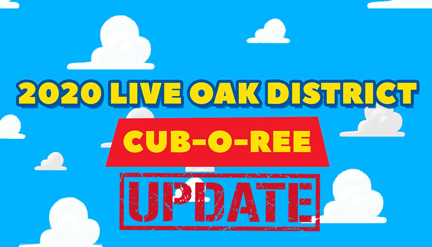 Live Oak Cub-O-Ree