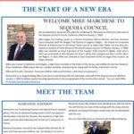Sequoia Council Gazette