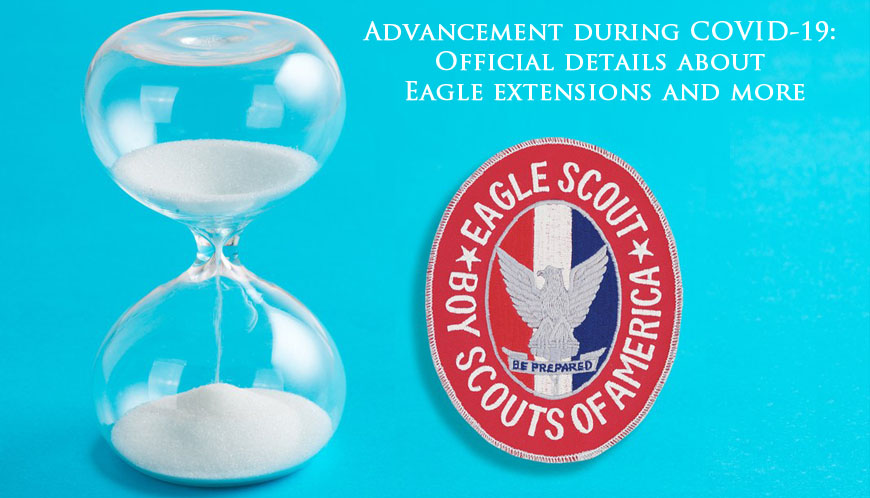 Advancement during COVID-19: Official details about Eagle extensions and more
